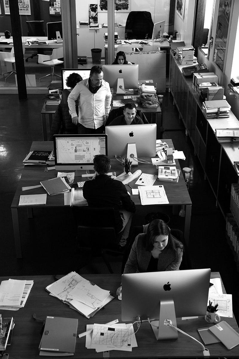 Agence d'architecture Goubert&Landes à Toulouse