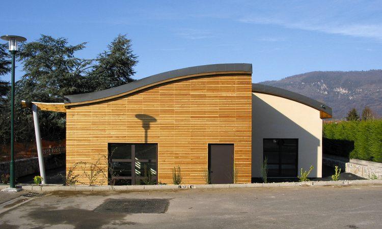Maison de santé à Montgailhard