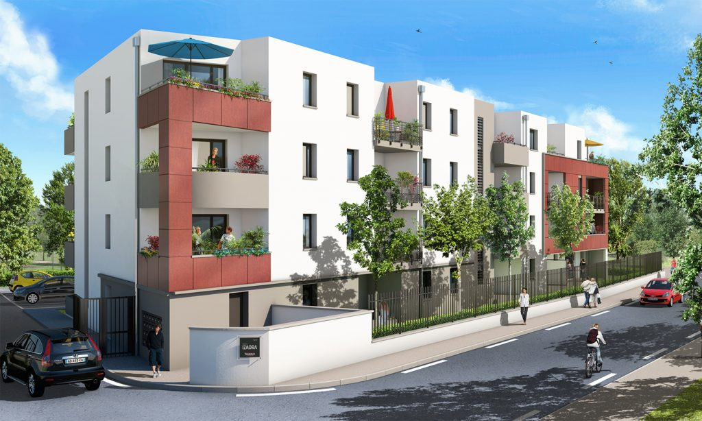 Construction de 33 logements collectifs