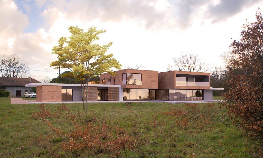Villa à Saint-Lys